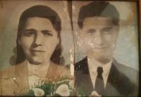 Marie a Jan Marcinovi, rodiče Agnesy Horváthové