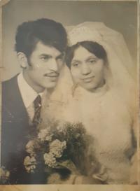 Svatební fotografie Agnesy a Milana Horváthových