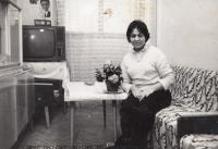 Agnesa Horváthová, sedmdesátá léta