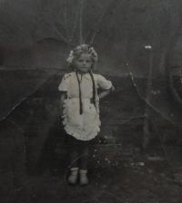 Zdenka Bartošová, 6 let