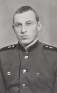 Bohdan Ševčuk na vojně v SSSR