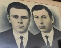Bratři Vladimír a Bohdan Ševčukovi