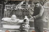 Dědeček Grogorij Ševčuk