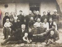 Předci z rodu Ševčuků z Terešova na Volyni