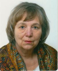 Helena Nosková cca 2013