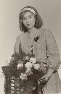 Helena Nosková 1972