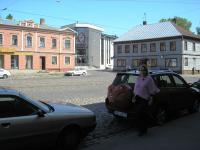 Studijní pobyt v Rize 2008