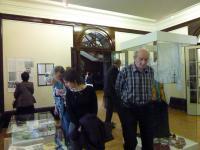 Z výstavy o Slovácích v Krnově 2011