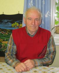 Bratr Rudolf Hadwiger v roce 2011
