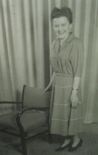 Sestra Anna, kterou odvezlina Sibiř, kde strávila 8 let života. V současnosti žije v Německu