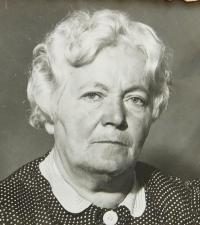Matka Anna Hadwigerová