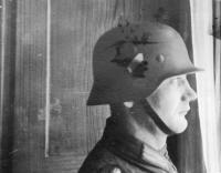 Strýc Franc Appel, který padl ve Wehrmachtu