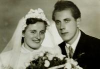 Svatební fotografie Vilmy a Jana Pupových