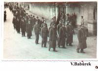 Buštěhradský Chetnik Corps- headed by V. Babůrek