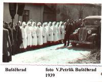 Buštěhrad- 1939