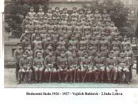 Rank School 1926-1927