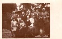 Family photos Babůrkových