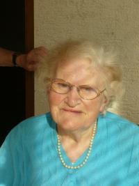Friederike Frank in 2016