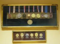 Medaile paní Králové
