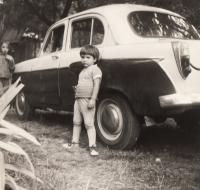 Irena Králová 1971
