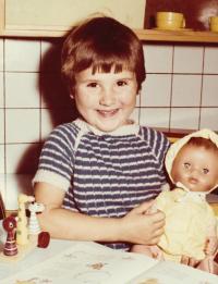 1974 - mateřská školka