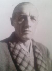 Otec - Judr. Václav Eliáš
