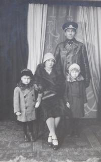 The Palka family