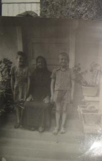 Rodina Vojtěcha Cimbolince