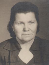 maminka Jarislava Hrubeše