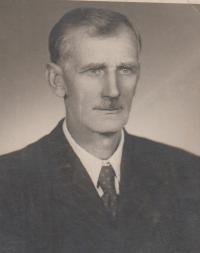 tatínek Jaroslava Hrubeše