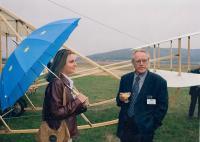S dcerou Dagmar, 2001