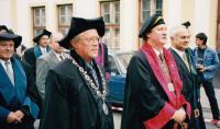 S Oliverem Solgou v Pezinku, 2001