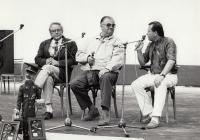 """""""Loučení se Sovětskou armádou v Mladé Boleslavi"""", 1991"""