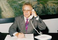 Zástupcem starosty Mladé Boleslavi, 1990