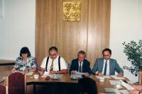 Zasedání městské rady, Mladá Boleslav