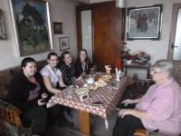 Natáčení rozhovoru s Jarmilou Šulcovou