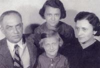 Rodina Rosenzweigových, 1939