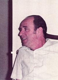 Manžel Otto Immerglück (Idan), 1972