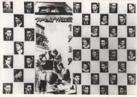 Maturitní tablo, Hebrejské gymnázium Mukačevo, 1939