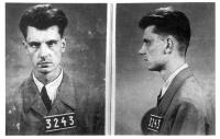 Police photographs from the investigation file of Josef Svoboda / September 1949