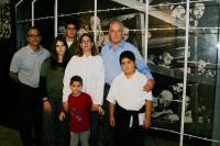 Naftali s rodinou