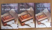 Adler Sinaj - V údolí smrti - tři vydání