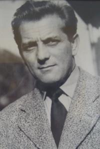 Husband Jiří Zajonc