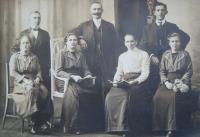 Ancestors of Zdena Zajoncová