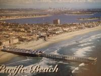 Pláž v San Diegu