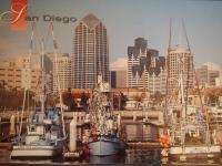 Přístav v San Diegu