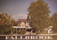 Fallbrook, Kalifornie - zde rodina p. Dražila žila asi do roku 1976