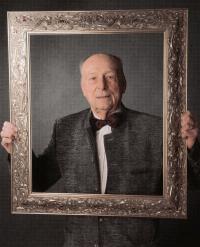 Stanislav Zindulka, civilní portrét