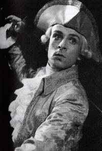 Stanislav Zindulka ve Sluhovi dvou pánů