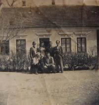 Češi žijící v Chorvatsku před druhou světovou válkou